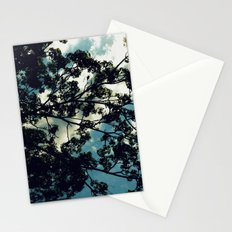 Against a Billow Cloud Stationery Cards
