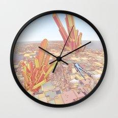Merci pour tout, Monsieur Giraud Wall Clock