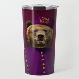 Lobby Bear Travel Mug