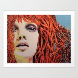 'Her Story' Art Print