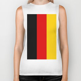 Flag of Germany Biker Tank