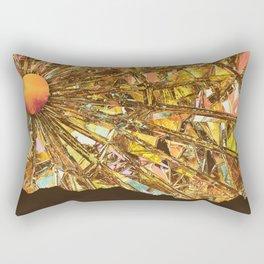 Fractured Sky Rectangular Pillow