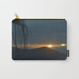 Sunset Naxos Carry-All Pouch