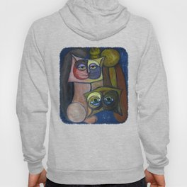 Love and Fear Hoody