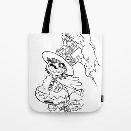 Mr.shiitake (mushroom) Tote Bag