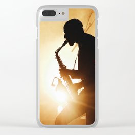 Gorgeous. Clear iPhone Case