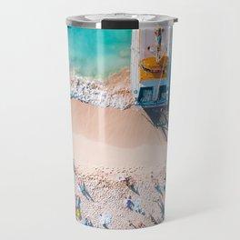 BEACHED & THIRSTY Travel Mug