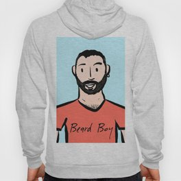 Beard Boy: Manolo Hoody