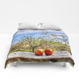 The Apple Orchard Comforters