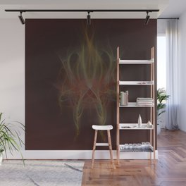 play with the fire Wall Mural