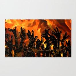 Hellfire Canvas Print