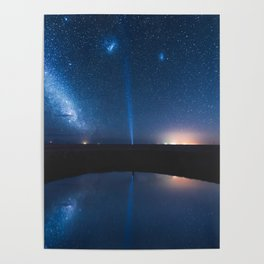 Stars & Reflections Poster