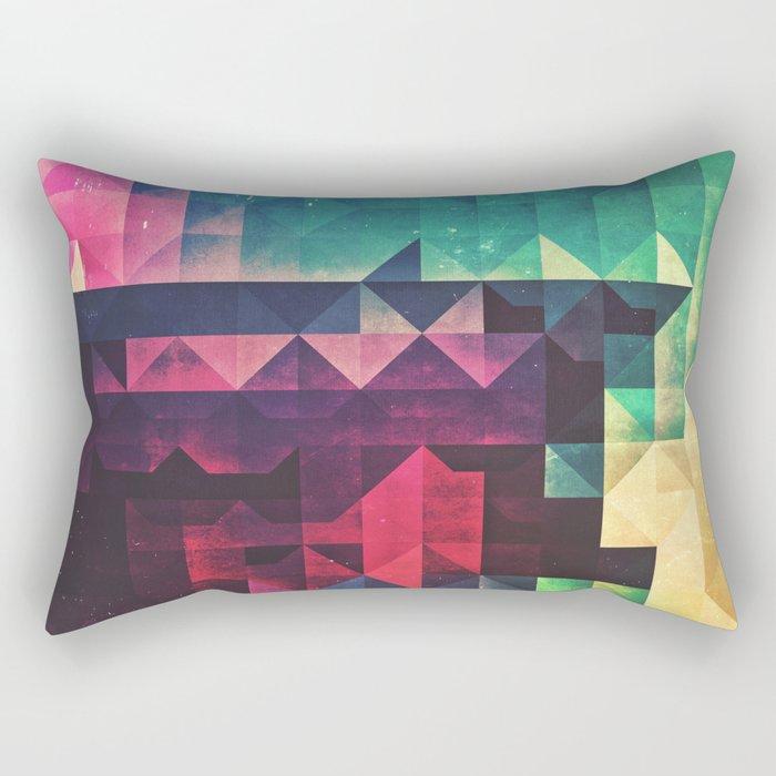 frr yww Rectangular Pillow