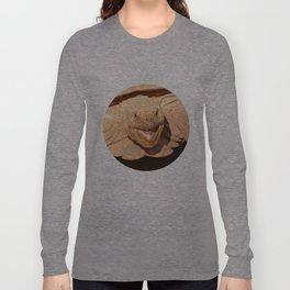 Geochelone sulcata Long Sleeve T-shirt