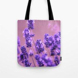 Romantic field Tote Bag