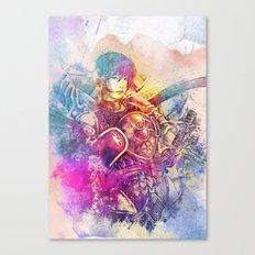 Harakiri Canvas Print
