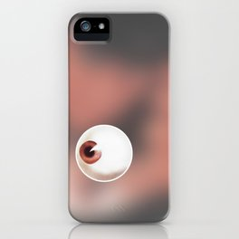 Ultra-violence and Beethoven (AClockwork Orange) iPhone Case
