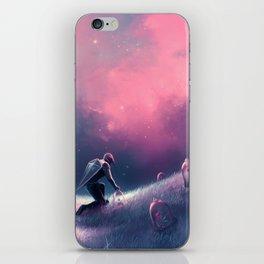 You belong to me iPhone Skin