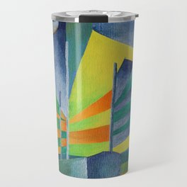 Junk By The Light Of The Silvery Moon Travel Mug