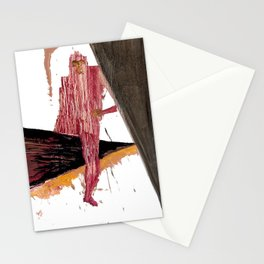 Great Red Ape Stationery Cards
