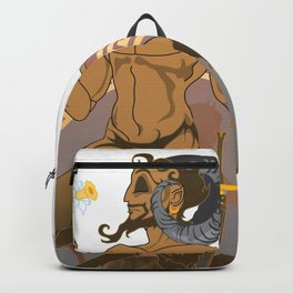 Pan Backpack