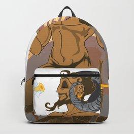 Pan Backpack