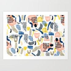 Erkins Art Print