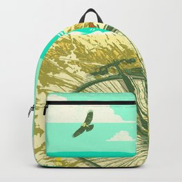 VINTAGE BEACH Backpack
