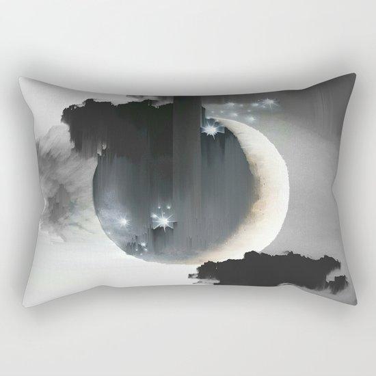 Cloud Falls Rectangular Pillow