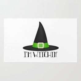 I'm Witchin' Rug