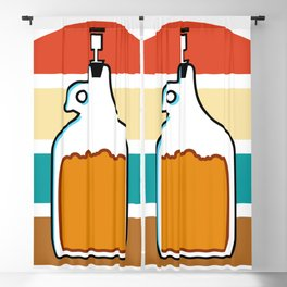 I would rather be homebrewing Blackout Curtain