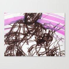 hatin Canvas Print