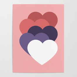 our hearts are not aligned Poster