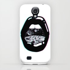 Space Lips Slim Case Galaxy S4