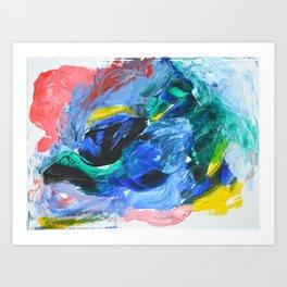 Abstract No. 2 Art Print