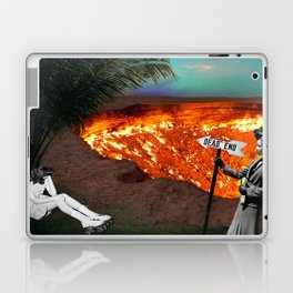 The road to hell is paved with good intentions Laptop & iPad Skin