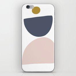 Balance Minimal I iPhone Skin