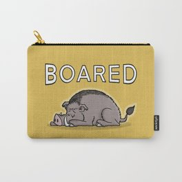 Boared! Carry-All Pouch