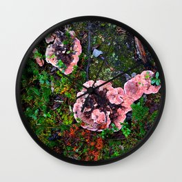 Tundra I Wall Clock