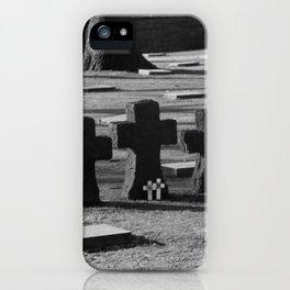 Belgian Memorial iPhone Case