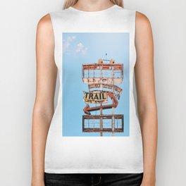 Vintage Neon Sign - The Spanish Trail -  Tucson Biker Tank