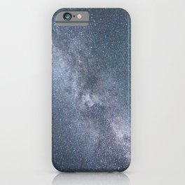 Milky Way Starry Night iPhone Case