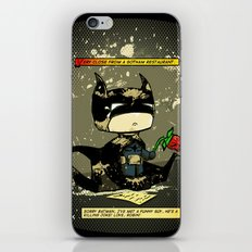 Bad Bat-lentines iPhone & iPod Skin