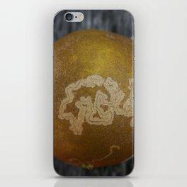 Orangesnake iPhone Skin