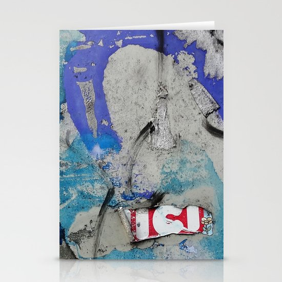 Urban Abstract 117 Stationery Cards