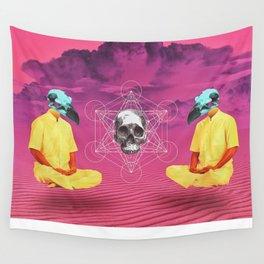 deep vision  Wall Tapestry