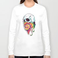 hipster Long Sleeve T-shirts featuring Hipster by Steven Toang