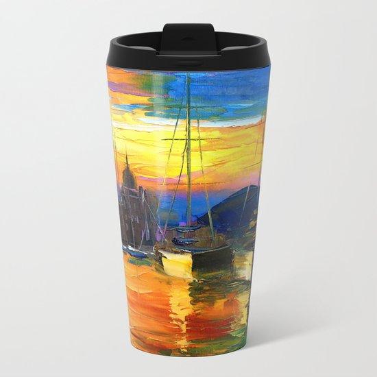 Dawn Metal Travel Mug