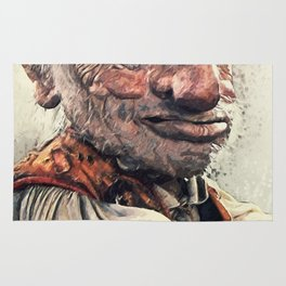 Hoggle - Labyrinth Rug