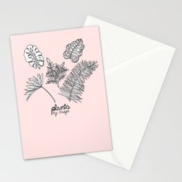 Plants by Bridget Stationery Cards